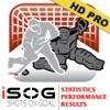 iSOG HD PRO Goalie & Player Stats Utility