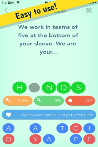 Riddles – The Fun Free Word Game with Hundreds of Riddles screenshot 4