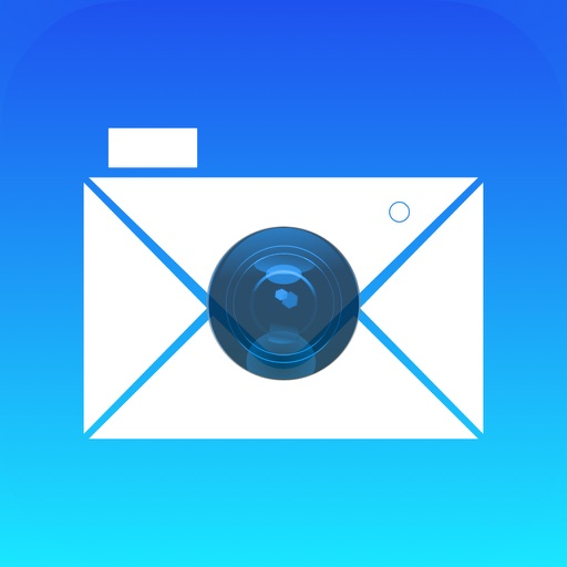 MailCam | Downloads your photos to email to easily restore space iOS App