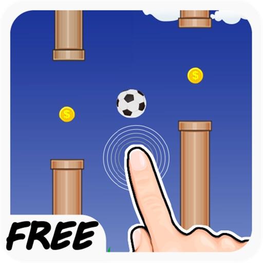 Flappy Soccer FREE iOS App