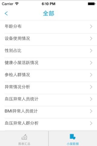 乐健康管理版 screenshot 4