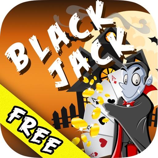 Halloween Blackjack FREE - Trick or Treat Casino Mania iOS App
