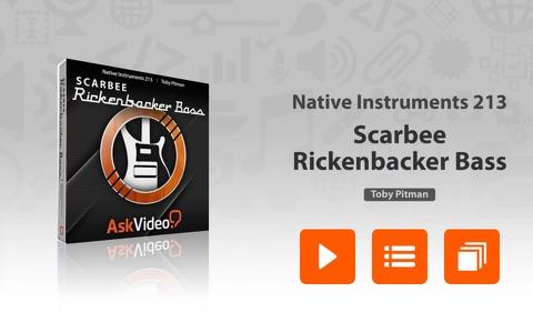 AV for Scarbee Rickenbacker Bass screenshot 1