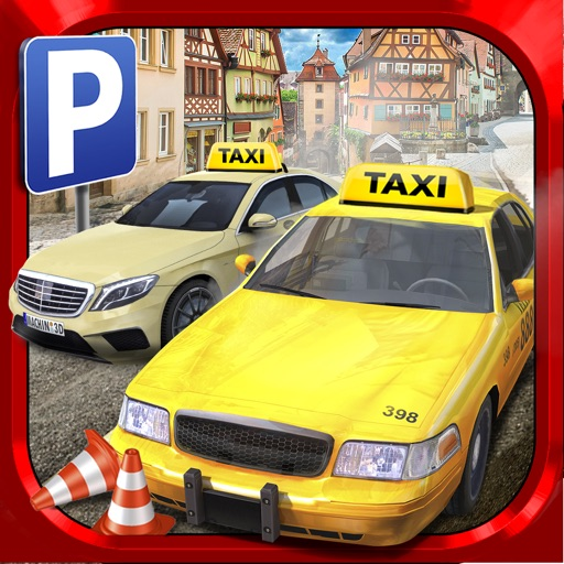 Taxi Parking Real Car Driving Simulator