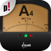 Tuner by plusadd – The Ultimate Chromatic Tuner for Guitar, Bass, Ukulele  and Violin