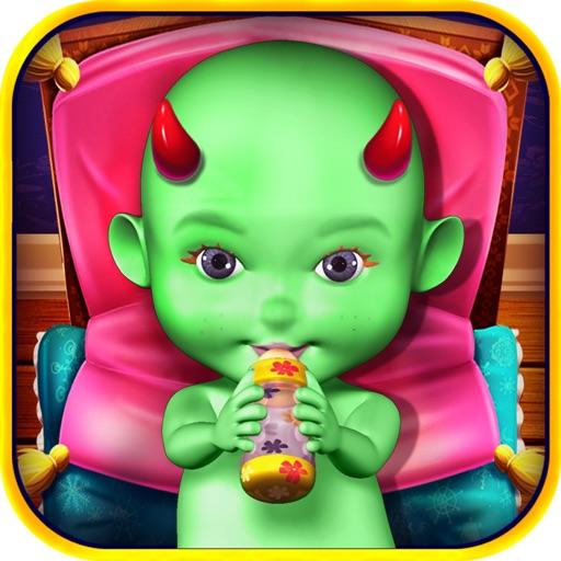 Halloween Baby Bottle Feeding iOS App