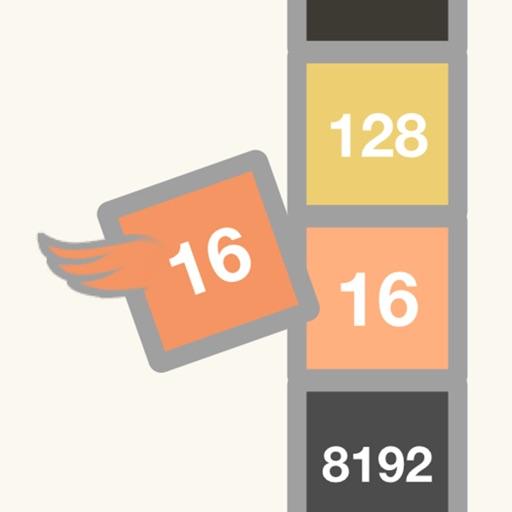 Flappy 2048 - Improved iOS App