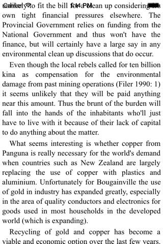Bougainville's Panguna mine and the economics of environmentalism screenshot 3