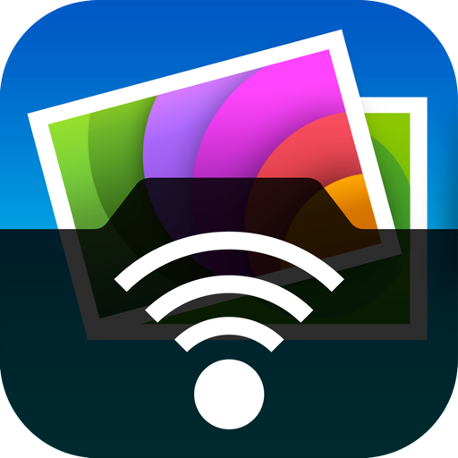 PhotoSync - wirelessly transfer, backup & share your photos & videos