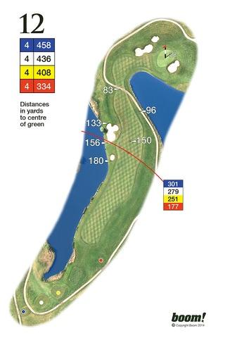 Golf Course Planner screenshot 2