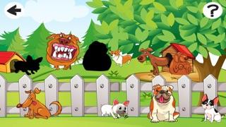 Screenshot of Incredibile Cane e Puppy Game-s Per il Vostro Bambino: My First Puzzles2