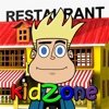 Kids Restaurant Buffet Bar For Johnny Test Edition