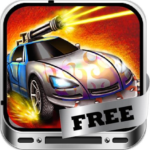 Death Race FREE iOS App