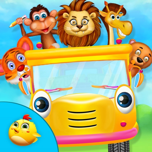 Kids Learn About Animals iOS App