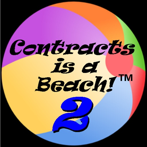 Contracts is a Beach!™2 iOS App
