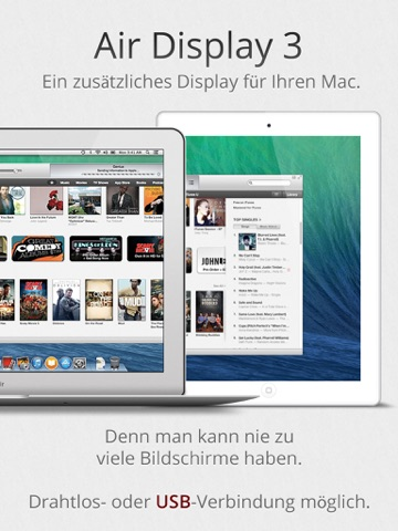 Air Display 3 (USB + Wi-Fi) Screenshot
