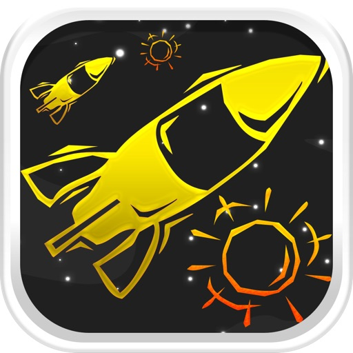 Avoid the Sun Craze - Fast Tapping Space Blast Free iOS App