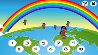 Screenshot of Attivo! Gioco Per i Bambini Per Imparare a Contare 1-10 Around the World3