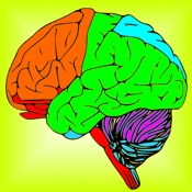 Brain & Nerves FREE: Human Nervous System Anatomy and Physiology Facts Edition Mobile App Icon