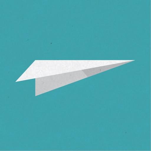 Paper Plane - FREE iOS App