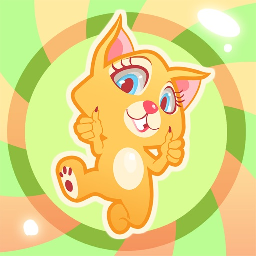Loony Jumpy Cat Jump & Fly UP - Sweet Kitty's Adventures in Gummy Candy World iOS App