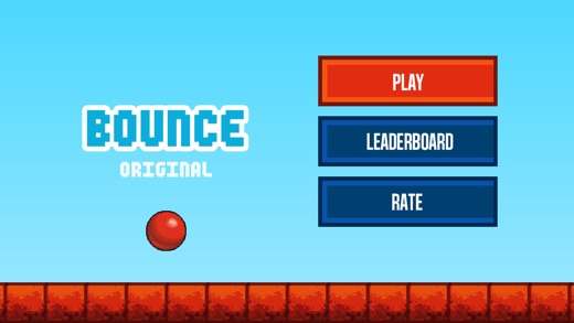 Bounce Original Screenshot