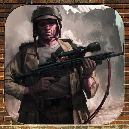 Sniper strategy vs Terrorist Attack iOS App