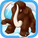Mammoth World - Ice Age animals city building games icon