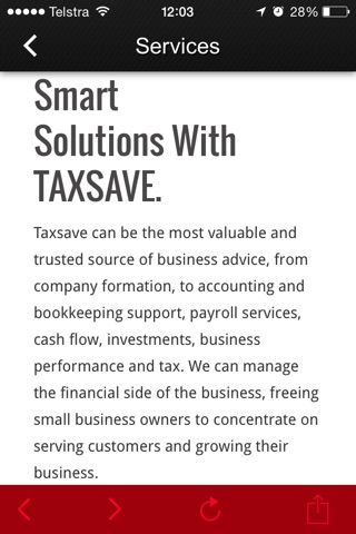 Tax Save screenshot 4
