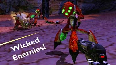 Screenshot #9 for Frantic: Monster Shooter!