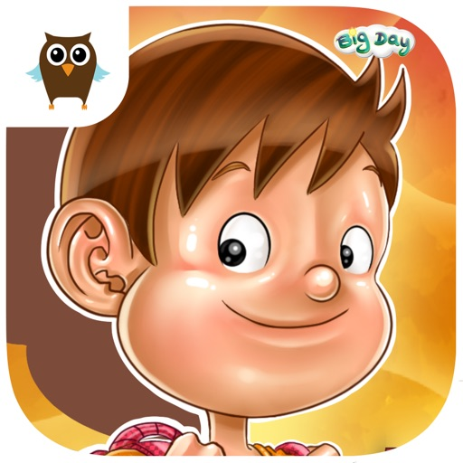 Big Day - Kids Educational Game iOS App