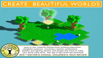 Blox 3D World Creator screenshot1
