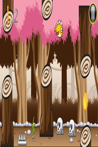 Flappy Dragon Dash: Jungle screenshot 1