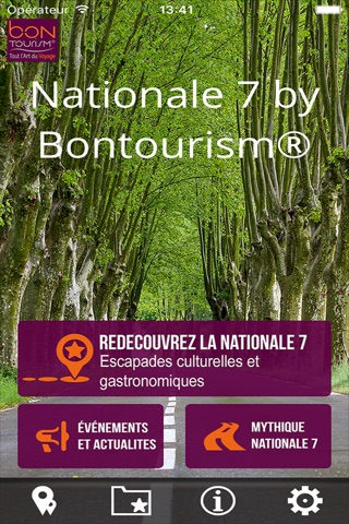 Nationale 7 by Bontourism® screenshot 1
