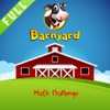 First Grade Math Challenge - FULL Barnyard Edition