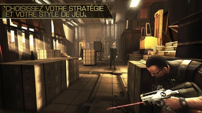 Screenshot #3 pour Deus Ex: The Fall