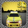 ` Fast Taxi Driver race mania 3D - Super Highway racing game road speed