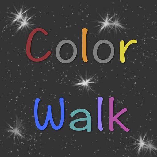 Color Walk iOS App