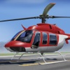 Helicopter Landing Simulator 3D - Real Helicopter Flying Test