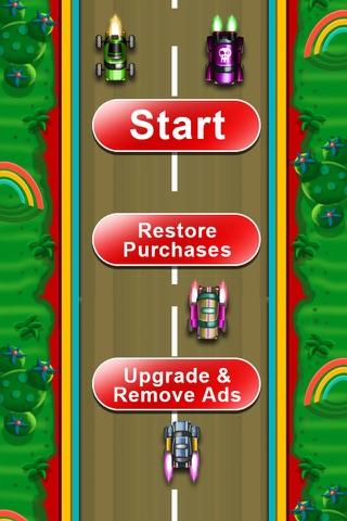 Speed Rockets - Best Cars Game Arcade screenshot 2