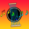 Kids Guitar - learn music notes with karaoke lullaby games