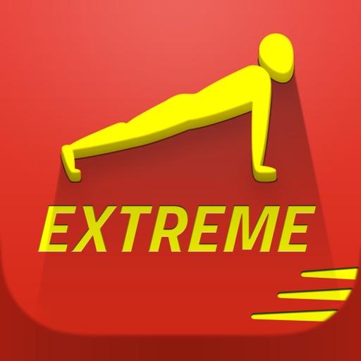俯卧撑训练:Pushups XT: 200 Pushups Extreme