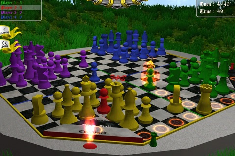 Warlord Chess screenshot 3