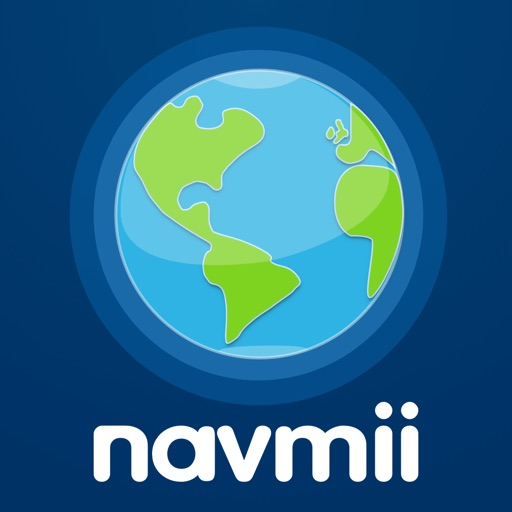 Navmii GPS South Korea: Navigation, Maps (Navfree GPS)