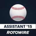 RotoWire Fantasy Baseball Assistant 2015