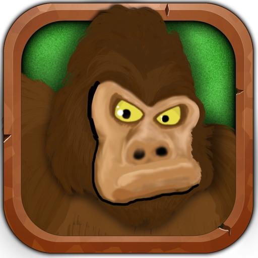 Bigfoot Dash iOS App