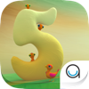 5 Little Ducks: Children's Nursery Rhyme HD