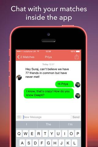 Priya dating app