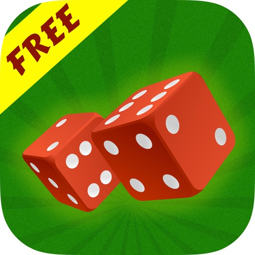 Yatzy Blitz FREE - Vintage Dice Game Icon