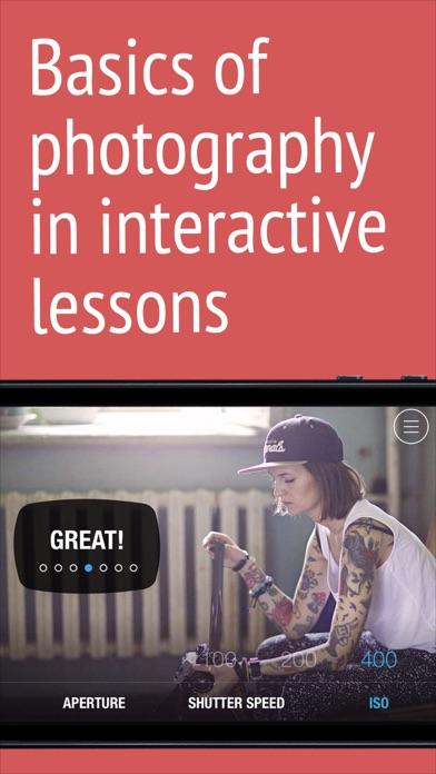 The Great Photo App Screenshot